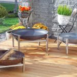 Contemporary Fire pit Parnidis