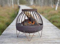 Handmade fire pit Nida