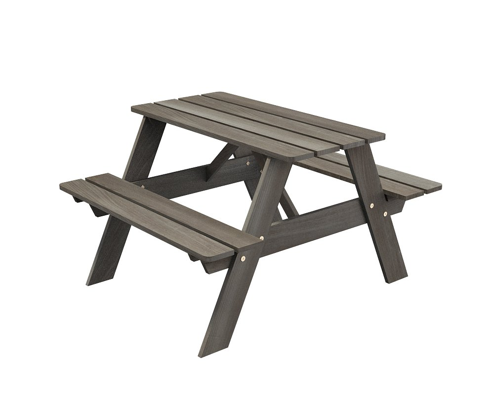 Pleasant Smelis Kids Picnic Table And Chair Set Onthecornerstone Fun Painted Chair Ideas Images Onthecornerstoneorg